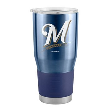 Boelter Milwaukee Brewers 30-Ounce Ultra Stainless Steel Tumbler
