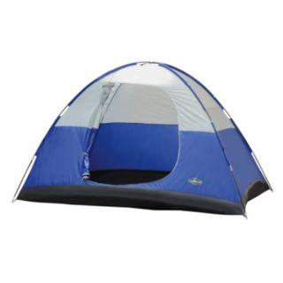 Stansport Pine Creek 3-Person Dome Tent (Blue White)