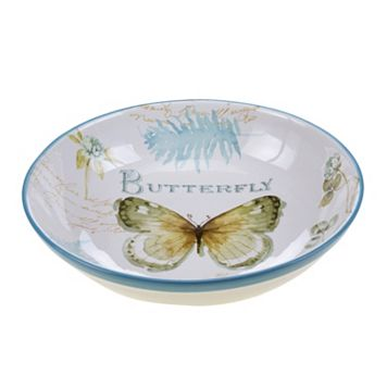 Certified International The Greenhouse Pasta Serving Bowl