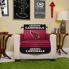 Arizona Cardinals Quilted Chair Cover