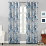 No. 918 1-Panel Claudio Window Curtain