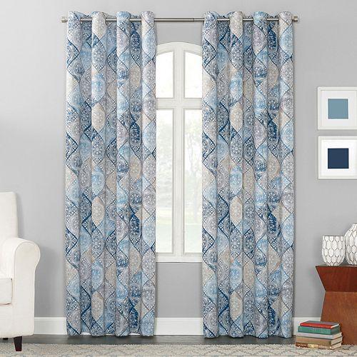 No 918 1-Panel Claudio Window Curtain