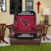 Arizona Cardinals Quilted Recliner Chair Cover