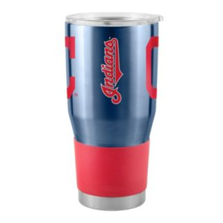 Boelter Cleveland Indians 30-Ounce Ultra Stainless Steel Tumbler