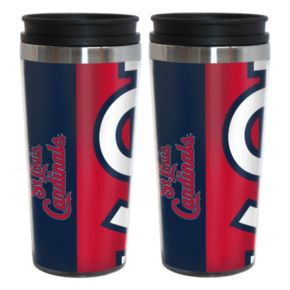 St. Louis Cardinals 2-Pack Hype Travel Tumblers