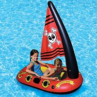 Poolmaster Pirate Ship Pool Float