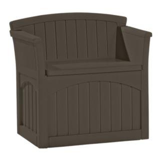 Suncast 31 Gallon Storage Patio Seat