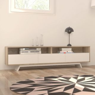 Tvilum Match Two-Tone TV Stand