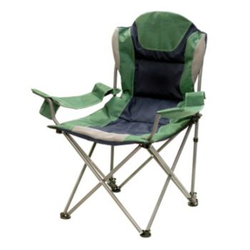 Stansport 3-Position Reclining Oversize Camp Chair