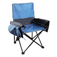 Stansport Ultimate Event Utility Chair with Fishing Rod Holder