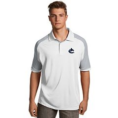 Men's Antigua Vancouver Canucks Century Polo