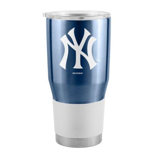 Boelter New York Yankees 30-Ounce Ultra Stainless Steel Tumbler