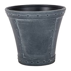 Suncast Rivanna 16-in. Planter 2-piece Set