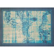 United Weavers Panama Jack Explorer Abstract Rug