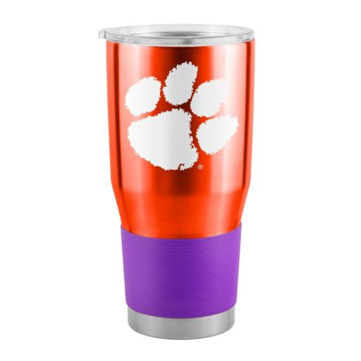 Boelter Clemson Tigers 30-Ounce Ultra Stainless Steel Tumbler
