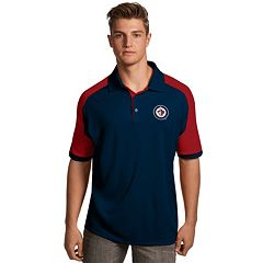 Men's Antigua Winnipeg Jets Century Polo
