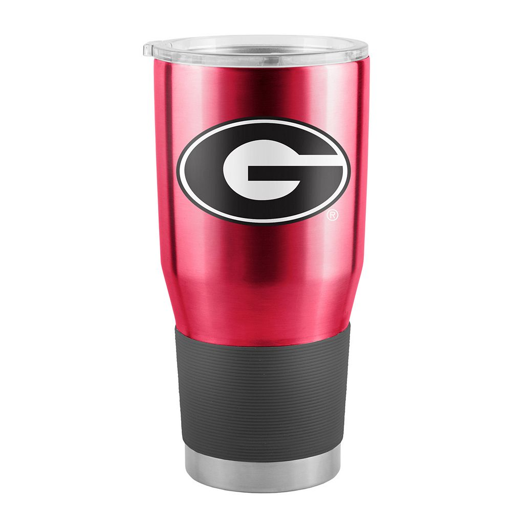 Boelter Georgia Bulldogs 30-Ounce Ultra Stainless Steel Tumbler