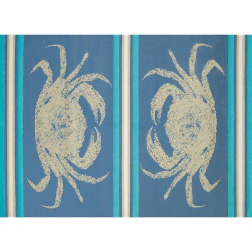 United Weavers Panama Jack Stone Crab Rug