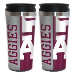 Texas A&M Aggies 2-Pack Hype Travel Tumblers