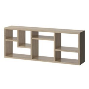 Tvilum Stewart 7-Shelf Bookshelf