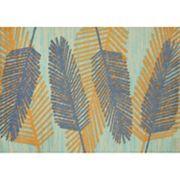 United Weavers Panama Jack Breezy Days Leaf Rug
