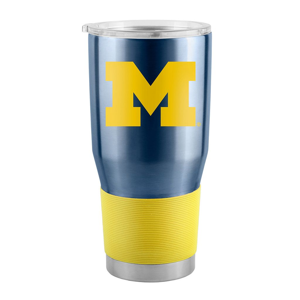 Boelter Michigan Wolverines 30-Ounce Ultra Stainless Steel Tumbler