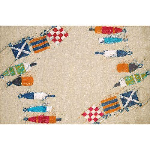 United Weavers Panama Jack Set Sail Rug