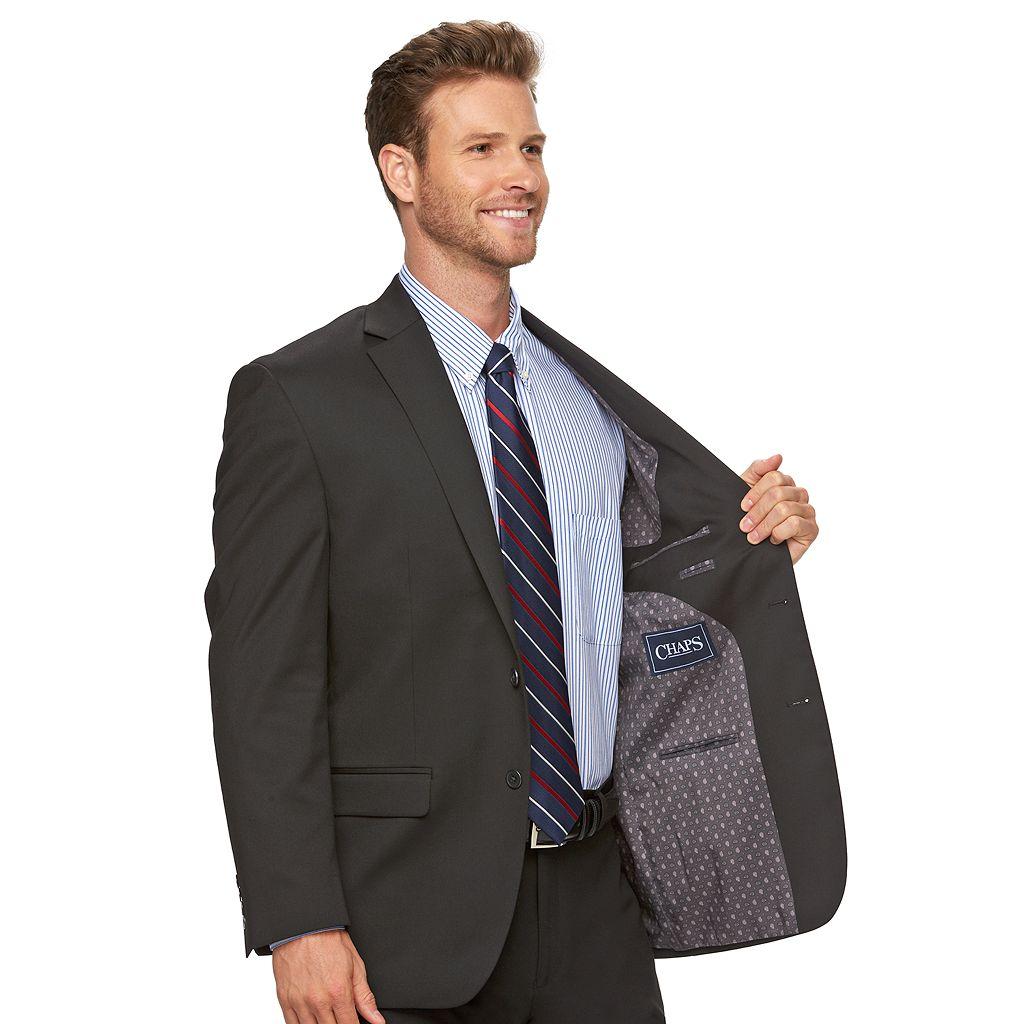 Men's Chaps Classic-Fit Performance Blazer