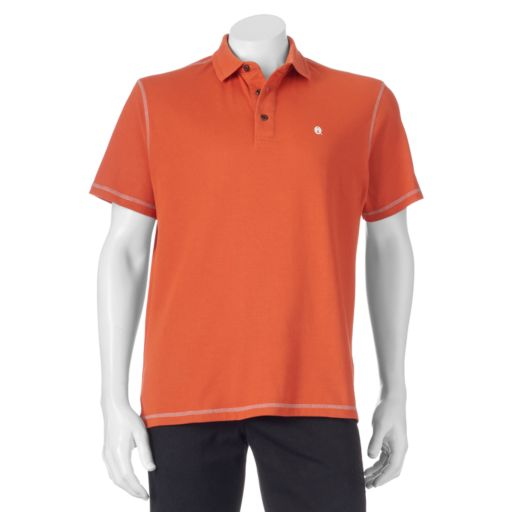 Men's Coleman Classic-Fit Solid Performance Polo