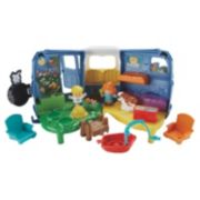Fisher-Price Little People Songs & Sounds Camper Set