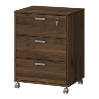 Tvilum Harper 3-Drawer Mobile Cabinet