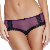 Affinitas Valerie Mesh Hipster Panty A1265