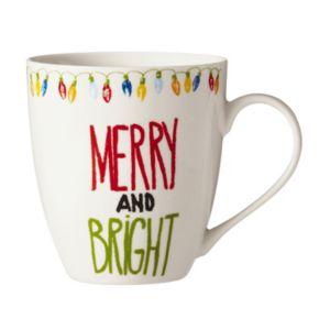 "Pfaltzgraff  ""Merry and Bright"" Mug"