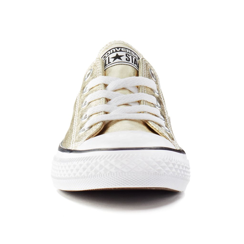 Kid's Converse Chuck Taylor All Star Metallic Shoes
