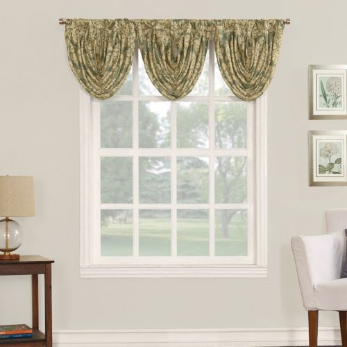Nevada Faux Silk Valance