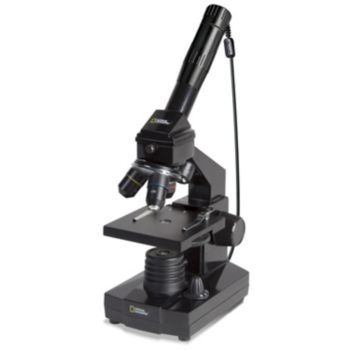 National Geographic 40x1024mm Microscope with USB Eye Piece