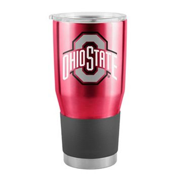 Boelter Ohio State Buckeyes 30-Ounce Ultra Stainless Steel Tumbler