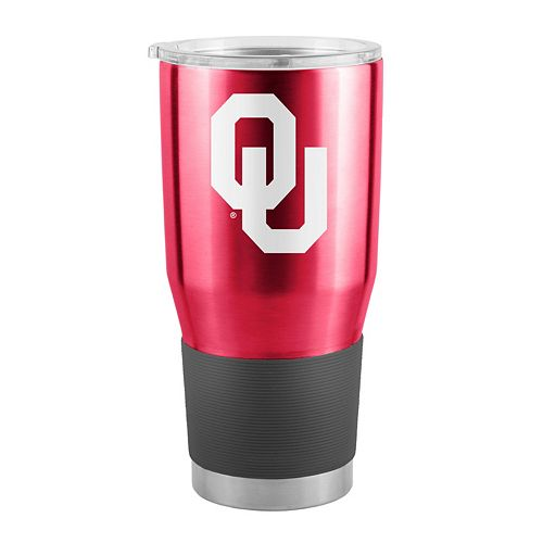Boelter Oklahoma Sooners 30-Ounce Ultra Stainless Steel Tumbler