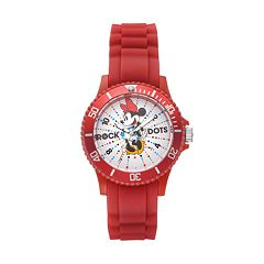 Disney's Minnie Mouse 'Rock the Dots' Women's Watch
