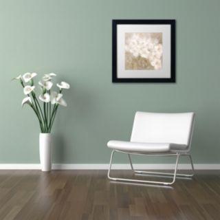 Trademark Fine Art Wild Flowers II Framed Wall Art