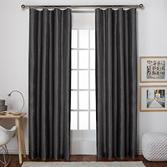 Exclusive Home 2-pack Bolero Window Curtains