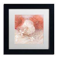 Trademark Fine Art Hibiscus IV Framed Wall Art