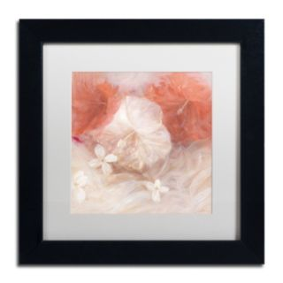 Trademark Fine Art Hibiscus IV Framed Wall Art