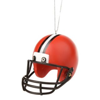 Forever Collectibles Cleveland Browns Helmet Christmas Ornament