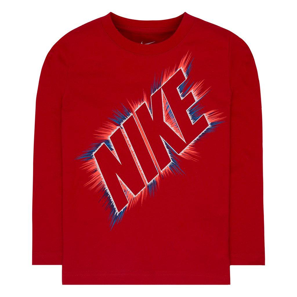 Boys 4-7 Nike Burst Graphic Tee
