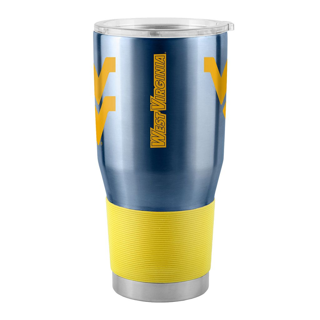 Boelter West Virginia Mountaineers 30-Ounce Ultra Stainless Steel Tumbler