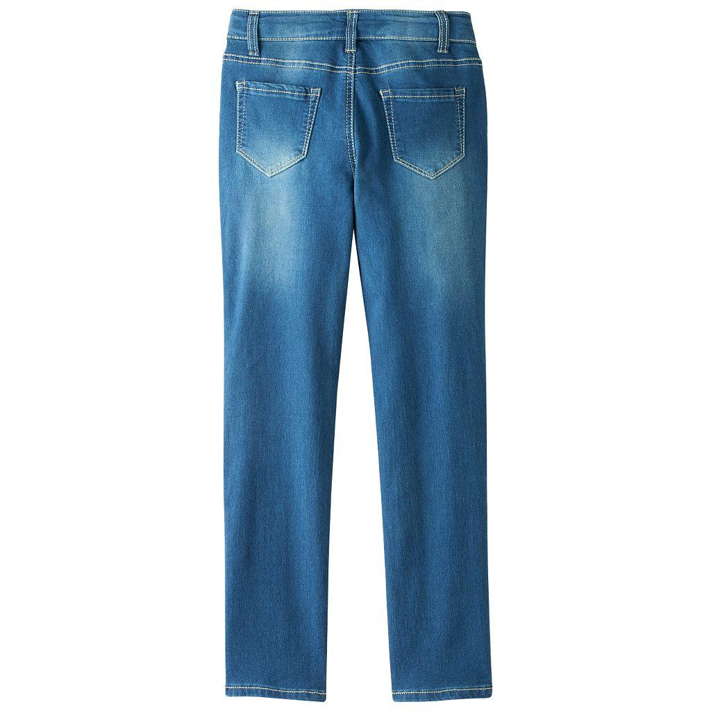 Girls 7-16 freestyle revolution Stretch Skinny Jeans