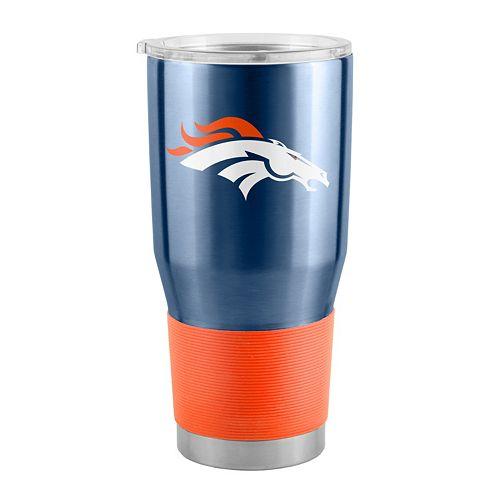 Boelter Denver Broncos 30-Ounce Ultra Stainless Steel Tumbler