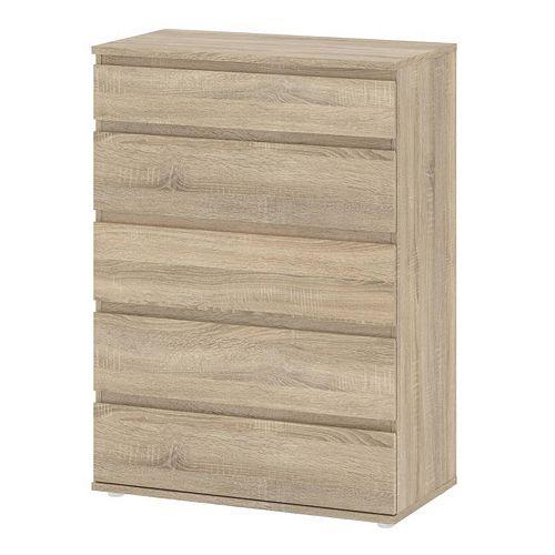 Tvilum Aurora Wide 5-Drawer Dresser