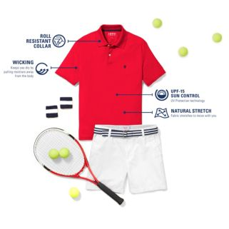 Big & Tall IZOD Advantage Classic-Fit Performance Polo
